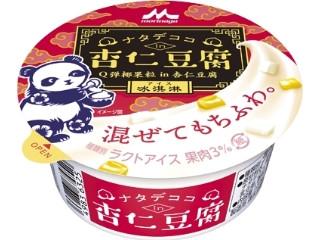ナタデココin杏仁豆腐