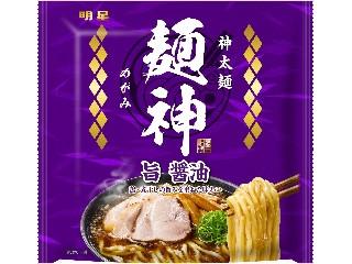 麺神 神太麺×旨 醤油