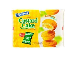 カスタードケーキ パーティパック