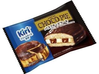 チョコパイ バスクチーズケーキ