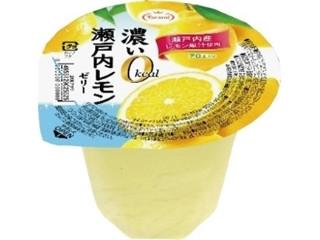 濃い瀬戸内レモンゼリー 0kcal