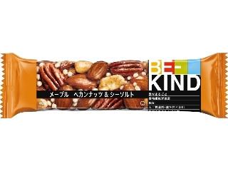BE‐KIND メープル ペカンナッツ&シーソルト