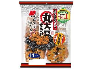 丸大豆せんべい 旨口醤油味