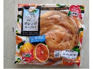 デニッシュ オレンジヨーグルト