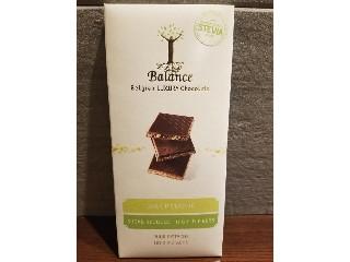 バランス ダークチョコレート&ピスタチオ 砂糖不使用