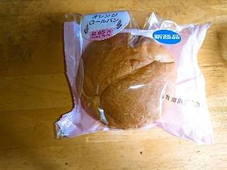 札幌パリ セイコーマート オレンジロールパン