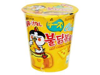 韓国風焼きそば 激旨辛汁なし チーズ