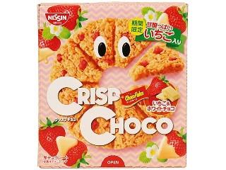 日清シスコ クリスプチョコいちご&ホワイトチョコ