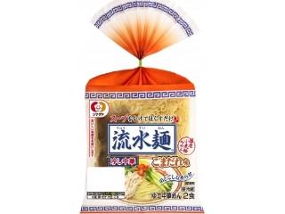 流水麺 冷し中華 ごまだれ味