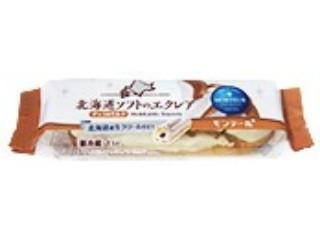 小さな洋菓子店 北海道ソフトのエクレア チョコ&ミルク