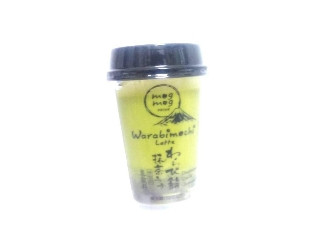 MORIYAMA わらび餅抹茶ラテ