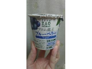 ブルーベリー Yogurt