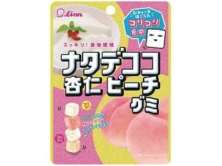 ライオン菓子 ナタデココ杏仁ピーチグミ
