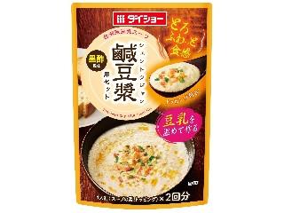 鹹豆漿用セット