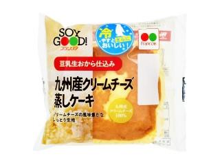 九州産クリームチーズ 蒸しケーキ
