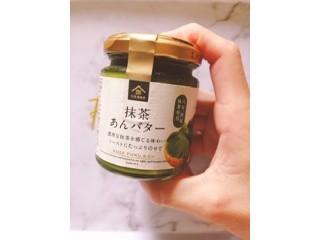 抹茶あんバター 125g