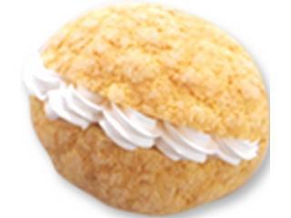 バター香るこだわりのホイップメロンパン