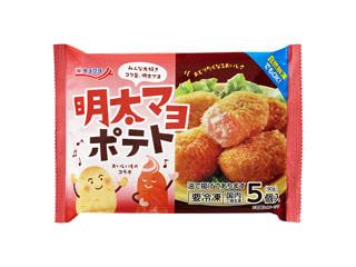 明太マヨ ポテト