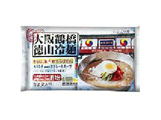 大阪鶴橋徳山冷麺 水キムチ味