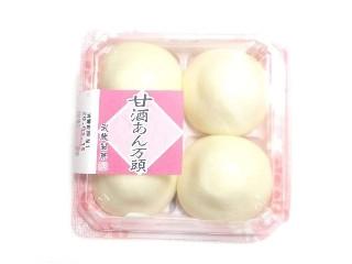 武蔵製菓 甘酒あん万頭