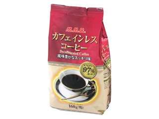 カフェインレス レギュラーコーヒー