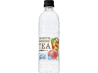 天然水 PREMIUM MORNING TEA 白桃
