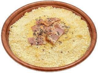 セブン-イレブン 4種チーズのカルボナーラ