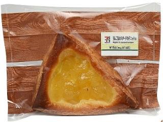 セブン-イレブン りんご&カスタードのデニッシュ