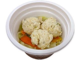 セブン-イレブン 大山どりの肉団子と鳥取県産白ねぎのスープ