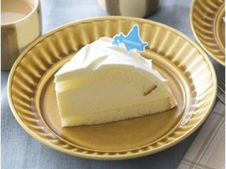 銀座コージーコーナー 北海道産5種のチーズを使ったこだわりレアチーズ