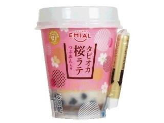 TAPIOCA TIME ROYAL タピオカ桜ラテ