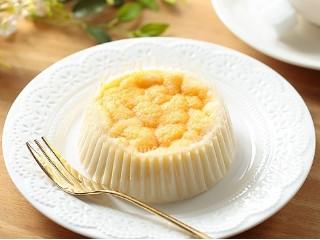 ローソンストア100 チーズスフレケーキ