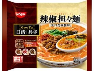 冷凍 日清具多 辣椒担々麺