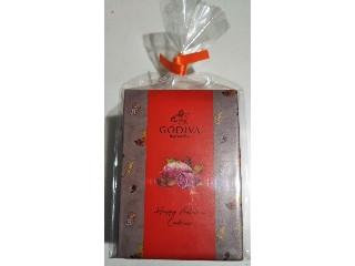 ゴディバ ハッピーオータム 紫芋クッキー
