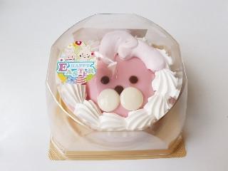 カンパーニュ イースターうさぎさんケーキ