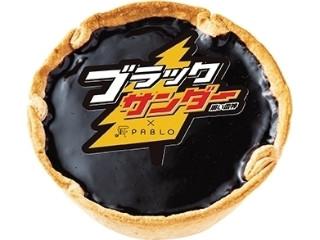 パブロ×ブラックサンダー黒い雷神 チーズタルト