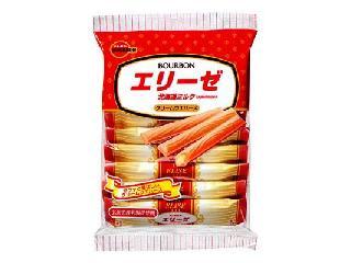 ブルボン エリーゼ 北海道ミルク 袋2本×10