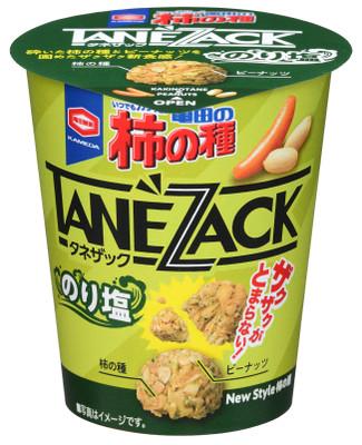 亀田製菓・タネザック