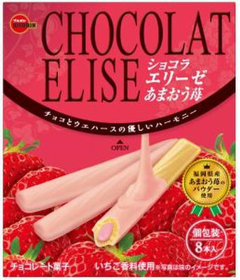 ショコラエリーゼあまおう苺