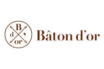 「Bâton D'or」ロゴ
