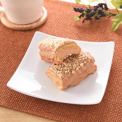 サクッと食感のキャラメルスティックドーナツ ファミマ