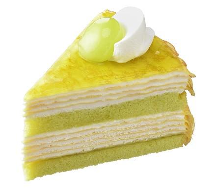 銀座コージーコーナー シャインマスカットを使った新作ケーキ