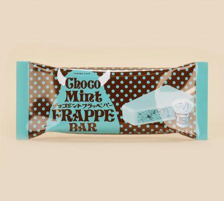 ファミリーマート チョコミント商品
