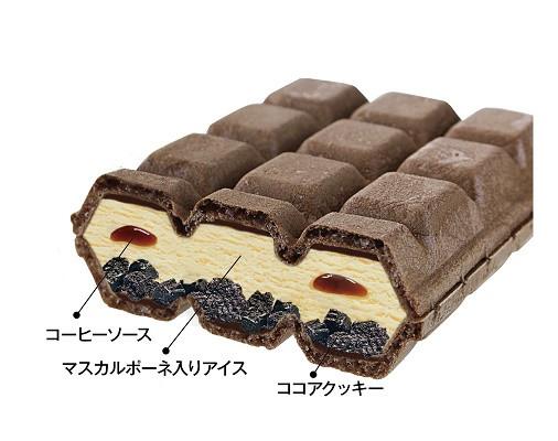 ミニストップ ストロベリーロールケーキアイス ティラミスクッキーアイスモナカ
