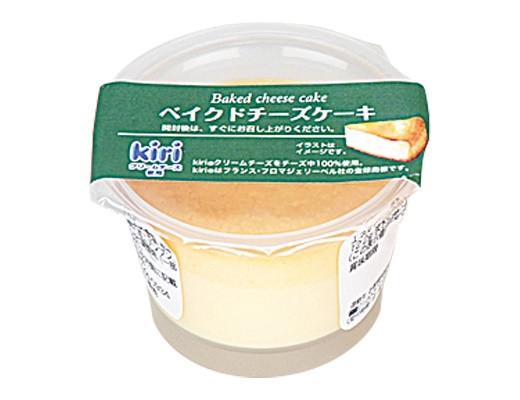 ローソン アンデイコ ベイクドチーズケーキ