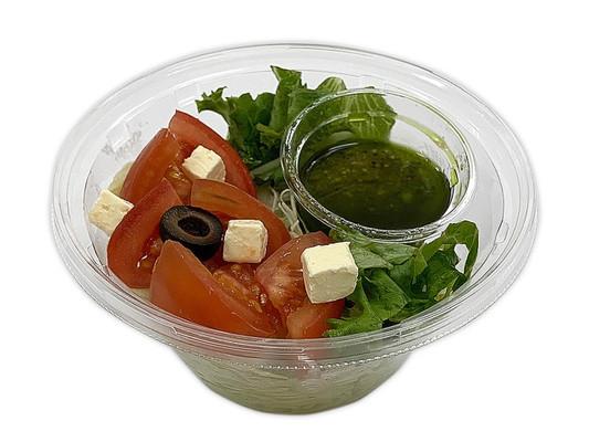 トマトとチーズのバジルパスタサラダ セブン