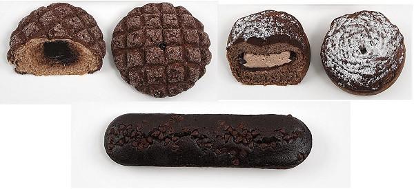 ミニストップ 「チョコレート」を使用したスイーツや菓子パン