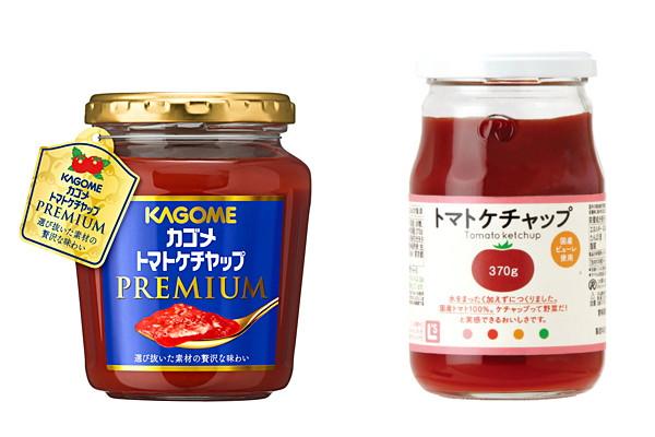 カゴメだけじゃない! 必ず押さえておきたい人気のトマトケチャップBEST5