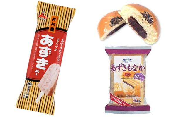 【井村屋あずきバーの日】 井村屋はランクインしてるかな? 人気あずき食品BEST5