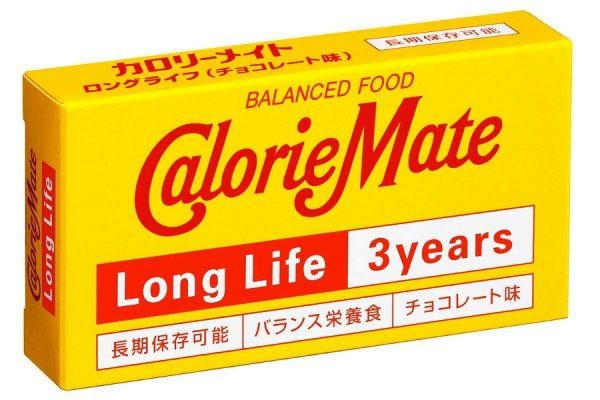 実はカロリーメイトも!備えておきたい人気の長期保存食品7選